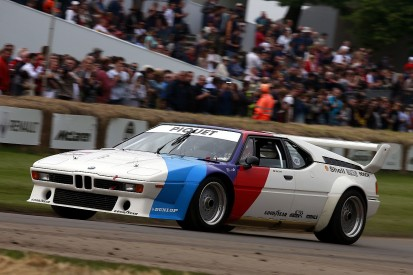 Former F1 support BMW M1 Procar Championship to star at Goodwood