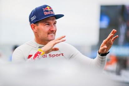 WRX's Andreas Bakkerud leads Audi DTM rookie test line-up