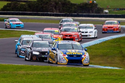 Third-tier Super3 series added to official Supercars ladder