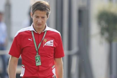 Ferrari Driver Academy head Rivola joins Aprilia's MotoGP project