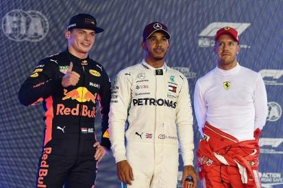 Hamilton, Vettel: Verstappen ready for F1 world title push in 2019