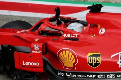 Ferrari's Sebastian Vettel: I wasn't 'at top of my game' in F1 2018