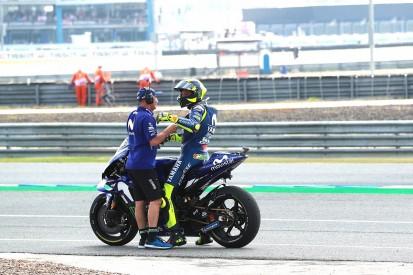 Valentino Rossi's MotoGP rider coach leaves role