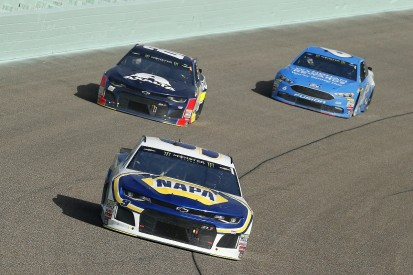 NASCAR 'confident' of finding fourth manufacturer for Cup Series