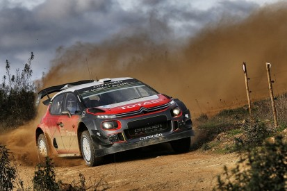Sebastien Ogier completes two-day Citroen WRC test ahead of 2019