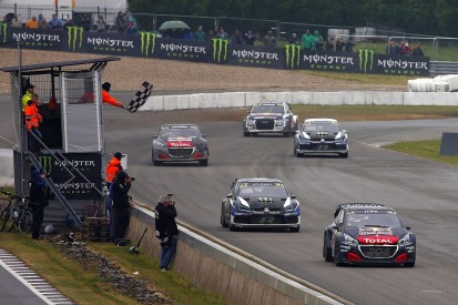 Gronholm, Solberg, Loeb put pressure on World Rallycross bosses