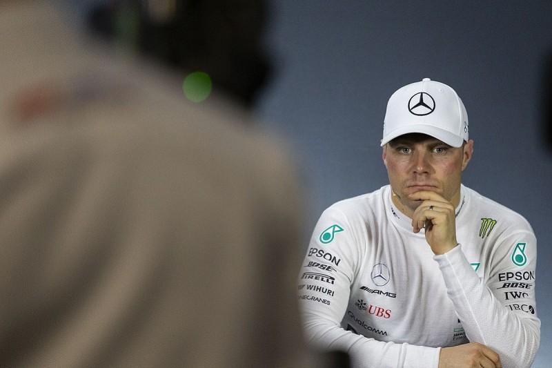 Valtteri Bottas: 2018 my worst season in Formula 1