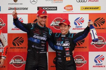 Jenson Button: Super GT team-mate Yamamoto should be in F1