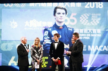 Autosport Awards 2018: Dan Ticktum wins National Driver of the Year