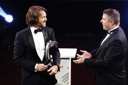 Autosport Awards 2018: Stephane Ratel gets a Gregor Grant Award