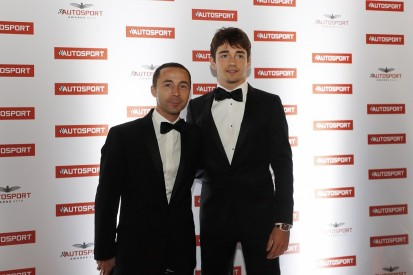 Charles Leclerc wins Autosport Awards Rookie of the Year again