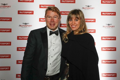 Autosport Awards 2018: Mika Hakkinen receives Gregor Grant Award