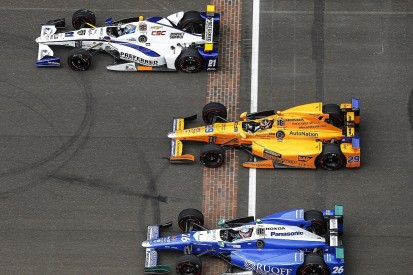 Alonso's '19 Indy 500 entry with McLaren to be powered by Chevrolet