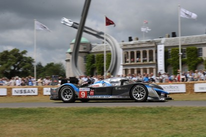 Le Mans prototypes set for Goodwood track debut at Members' Meeting