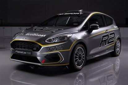 M-Sport Poland reveals new Ford Fiesta R2 car for 2019 Junior WRC