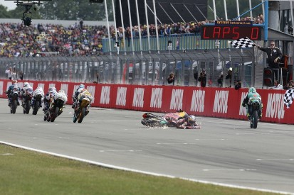 MotoGP introduces new rule for riders who finish races off bike