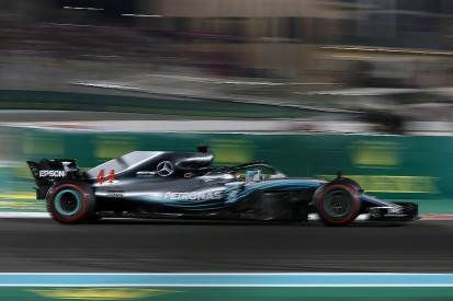 Mercedes suffers 'setback' with 2019 Formula 1 engine design