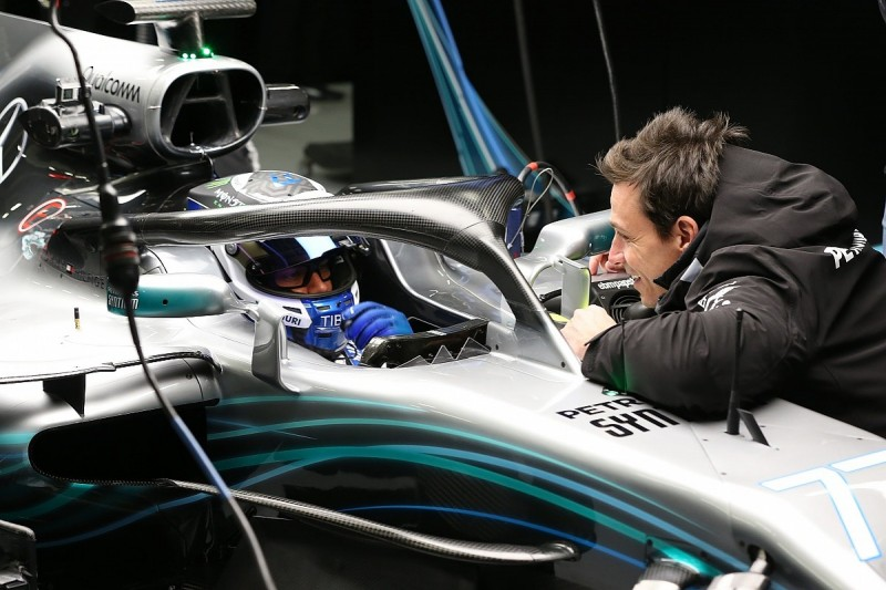 Wolff changed mind over halo in F1 and wouldn't have forgiven veto