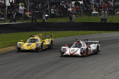 Two rounds cuts from LMP2 category's 2019 IMSA SportsCar schedule