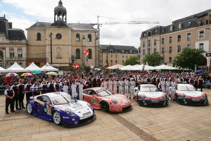 Porsche again elects to enter four GTE Pro cars at Le Mans in 2019