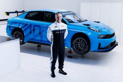 Andy Priaulx back to World Touring Cars with Cyan Lynk & Co deal