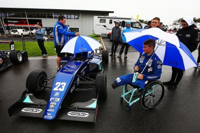 FIA approves disabled motorsport proposals by new commission