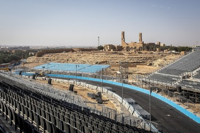 Promoted: Check out the Ad Diriyah ABB FIA Formula E E-Prix circuit