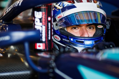 Williams F1 reserve Nicholas Latifi returns to DAMS for 2019 F2