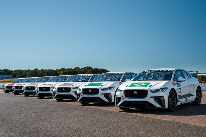 Jaguar I-PACE eTrophy will have 11 cars on grid for series debut
