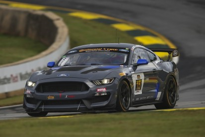 Priaulx's son gets Ford Mustang seat in British GT with Multimatic