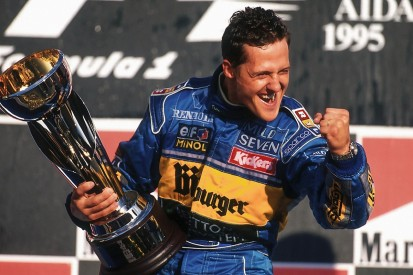How Michael Schumacher raised the Formula 1 bar in his career