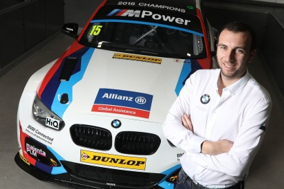 Tom Oliphant joins WSR for 2019 British Touring Car Championship