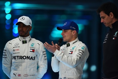 Mercedes Formula 1 team defends 'alpha' driver Valtteri Bottas