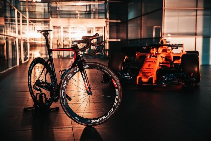 McLaren Applied Technologies partners with World Tour cycling team