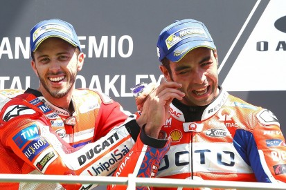 Petrucci wary of Dovizioso as Ducati MotoGP 'enemy' like Lorenzo