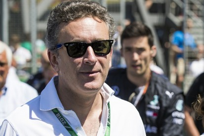 Formula E CEO Alejandro Agag to become electric series' chairman