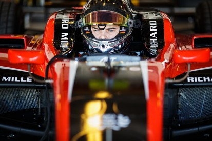 GP3 frontrunner David Beckmann joins ART for 2019 FIA F3 season
