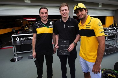 Infiniti Engineering Academy Asia and Oceania winner revealed