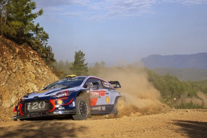WRC Turkey: Mikkelsen overcomes Breen to reclaim lead