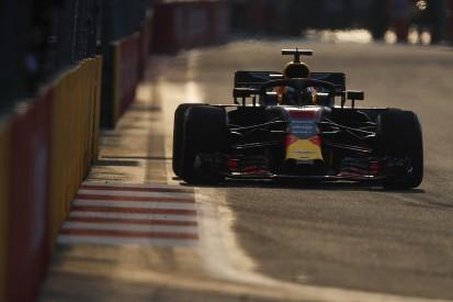 Singapore Grand Prix practice: Daniel Ricciardo leads Red Bull 1-2