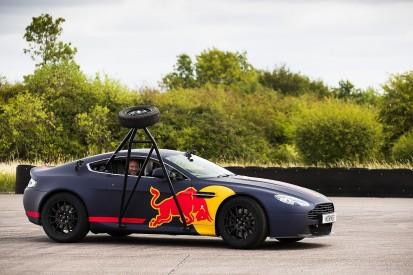 Red Bull F1 boss Christian Horner gears up for charity stunt