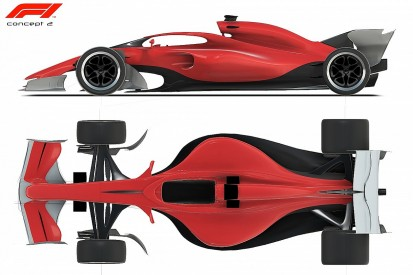 Ferrari: 'Champ Car' 2021 F1 concept designs are 'underwhelming'