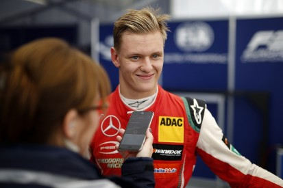 Ferrari Formula 1 team door 'always open' to Mick Schumacher