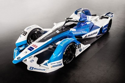BMW reveals its 2018/19 Formula E driver line-up and livery