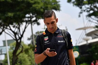 Red Bull: Buemi 2019 F1 race return with Toro Rosso very unlikely