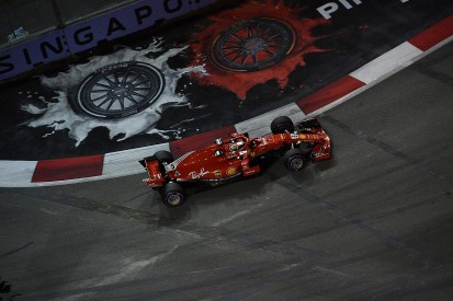 Singapore GP: Vettel says Ferrari changes didn't work in FP2
