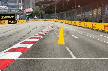 FIA acts to stop F1 drivers abusing track limits at Singapore GP
