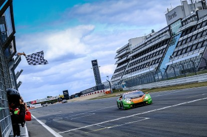 Blancpain Sprint Cup: Lamborghini win sets up three-way decider