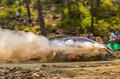 WRC Rally Turkey: Ott Tanak emerges at head of Toyota one-two