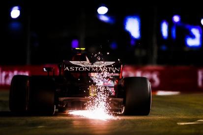 Engine cut-out cost Max Verstappen Singapore Grand Prix pole shot